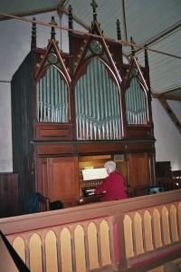 Furtwängler Hammer Orgel