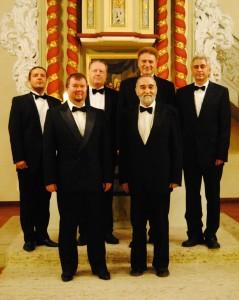 Vokalensemble Harmonie aus Petersburg