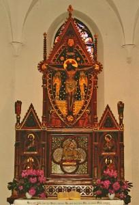 Altar_LüchowStJohannis_HWalpert