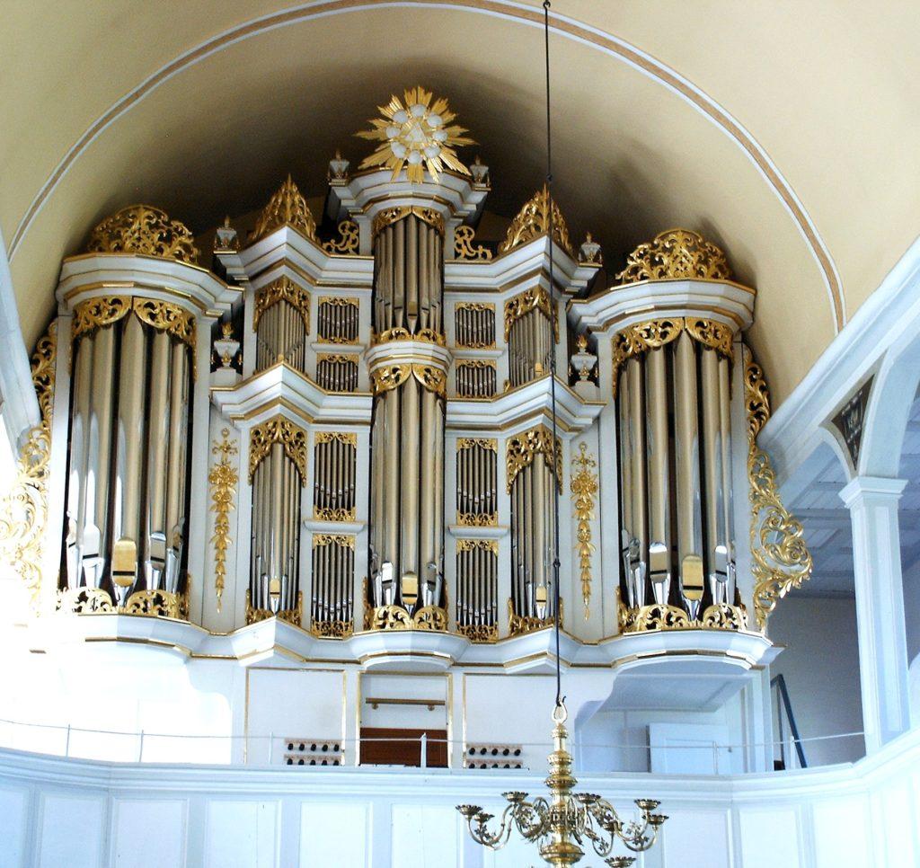 Gartower Orgel