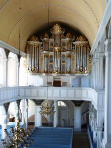 Orgel-Sommer Gartow @ St. Georg Kirche